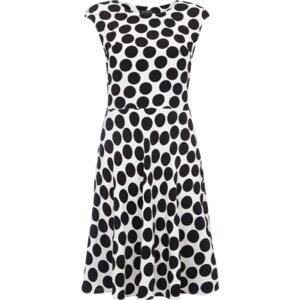 APANAGE Kleid mit großem Punktemuster