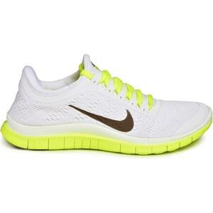 Nike Free 3.0 V5 White/Green Trainers