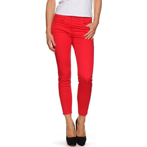 Tom Tailor Skinny Alexa Damen 40 rot