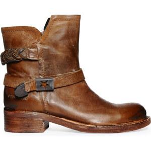 Otto Kern Boots Damen 39 hellbraun