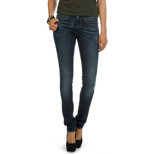 Levi´s Slight Curve Skinny Damen Jeans 30-34 lone star