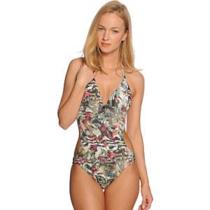 O'Neill Jungle Suit Monokini Damen XS yellow aop