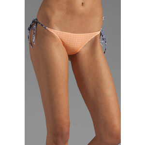 Charlie by Matthew Zink String Bottom in Blue