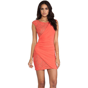 Bailey 44 Movido Dress in Orange