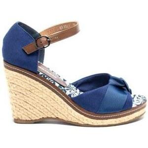 Maria barcelo Sandales 811061 Sandales Avec Coin Jute Femme Fabrique en Espagne
