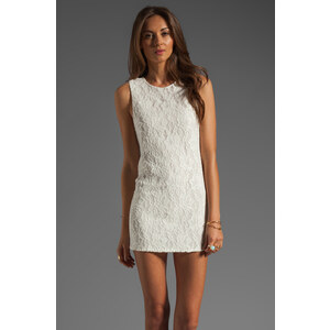 Naven Twiggy Dress in White