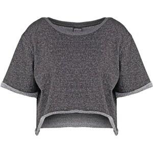 Urban Classics Sweatshirt black/grey