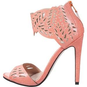 Little Mistress High Heel Sandaletten coral