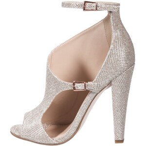 Little Mistress High Heel Sandaletten gold