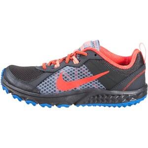 Nike Performance WILD TRAIL Laufschuh Trail mid fog/bright crimson/dove grey/lava glow