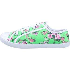 Anna Field Sneaker low green