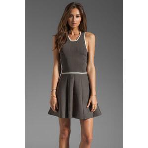 Parker Darla Knit Dress in Gray