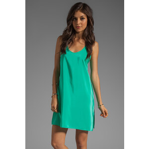 Amanda Uprichard Tank Dress in Mint