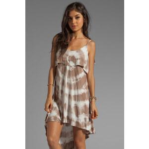 Young, Fabulous & Broke Pedra Dress in Tan