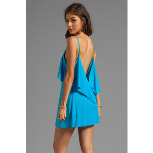 Blue Life Bachelorette Dress in Blue