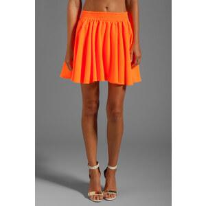 Lovers + Friends Clarita Skirt in Orange
