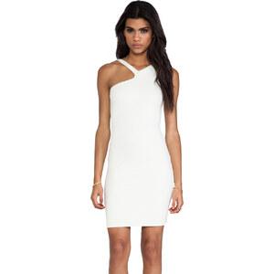AQ/AQ Raffaella Mini Dress in Cream