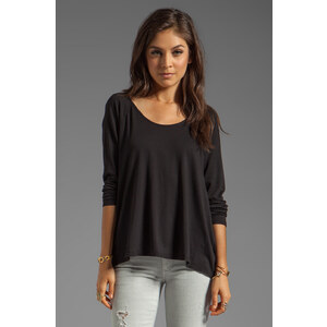 Soft Joie Hidalgo Top in Black