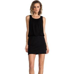 Splendid Rayon Sleeveless Dress in Black