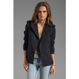 By Malene Birger Edgy Modern Iniko Jacket in Black