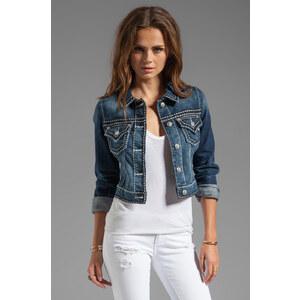 Miss Me Jeans Denim Jacket in Blue
