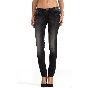Miss Me Jeans Skinny in DG 15