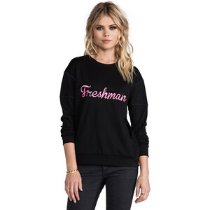 Pencey Freshman Sweatshirt in Black