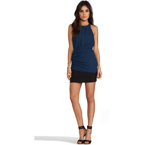 camilla and marc The Rosary Dress in Navy