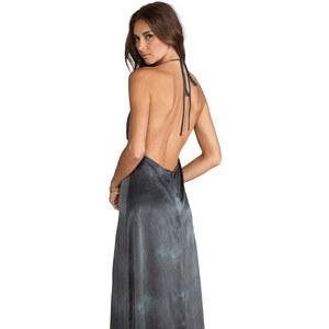 LoveShackFancy Love Shack Fancy Slip Dress in Black