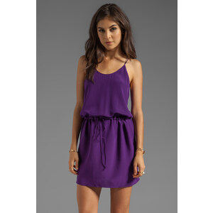 Rory Beca Blake Double Strap Dress in Purple