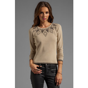 Alice by Temperley Ritz Jumper in Brown