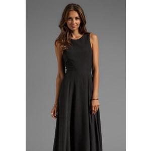 Naven Designer Siren Gown in Black