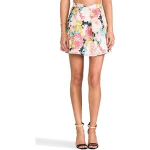 MINKPINK English Garden Mini Skirt in Pink