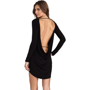 Boulee Tatiana Dress in Black
