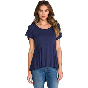 Lovers + Friends Take Me There Top in Blue