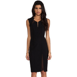 Black Halo Cicero Dress in Black