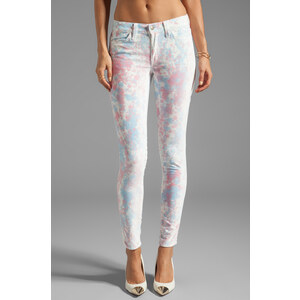 Wildfox Couture Marianne Mid Rise Skinny in Heartbeat