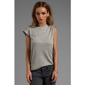 WOODLEIGH Tempest Top in Gray