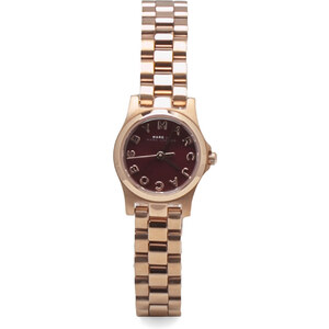 Marc by Marc Jacobs Henry Dinky Watch in Rose