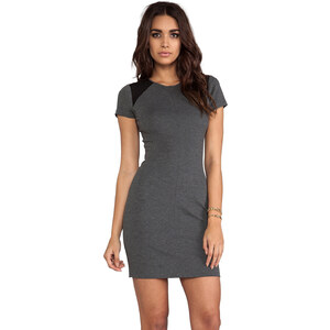 Diane von Furstenberg Havana Dress in Gray