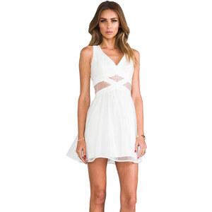 Finders Keepers Broken Heart Dress in White