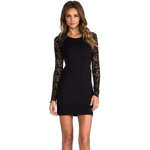 Parker Vita Lace Dress in Black