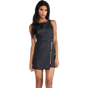 Style Stalker The Rainmaker Dress in Black