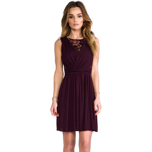 Bailey 44 Dark Seduction Dress in Wine