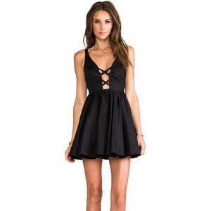 Casper & Pearl Arizona Tank Dress in Black