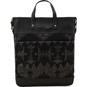 The Portland Collection by Pendleton Monument Laptop Bag in Black