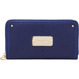 See By Chloe Nellie Long Zipped Wallet in Blue