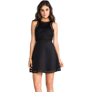 camilla and marc Rotation Dress in Black