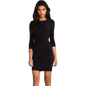 Juicy Couture Lux Holiday Dress in Black