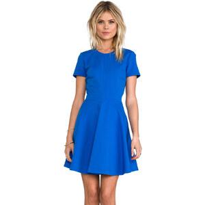 Diane von Furstenberg Ivana Dress in Blue
